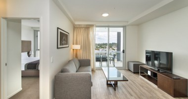 Bedroom Apartment City View - Empire Rockhampton
